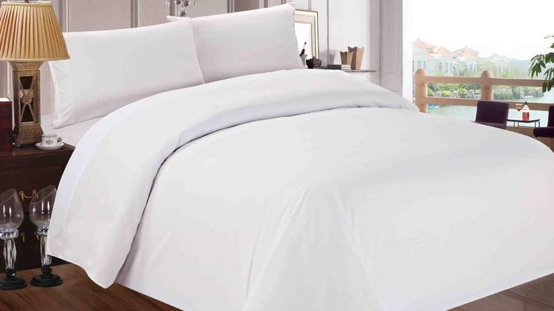 Mayfair Linen Hotel Collection 800 TC Egyptian Cotton Sheets, $60-$73
