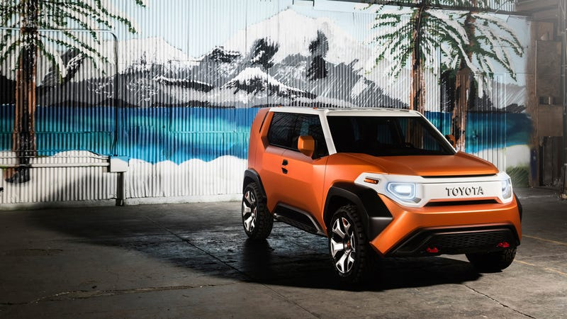 Image credit: Toyota