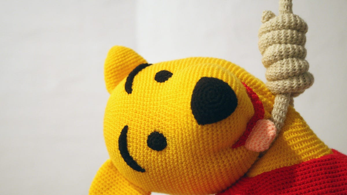 Chinese Censors Have Apparently Blocked Winnie The Pooh Over A