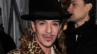 "Illustration for article titled John Galliano: ""I Completely Deny The Claims Made Against Me"""