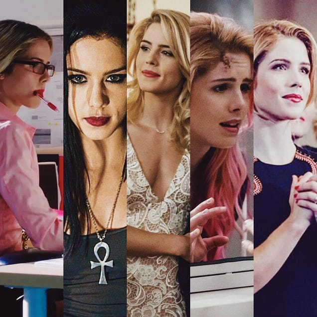 Emily Bett Rickards Will Not Return to Arrow For Its Final Season