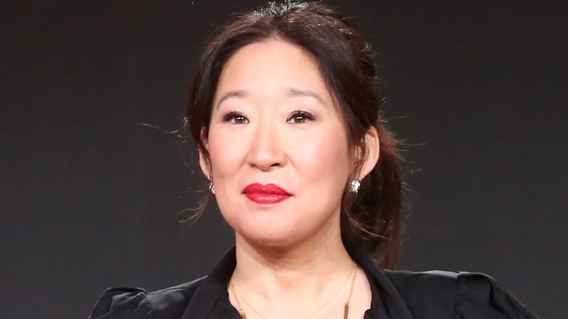 Illustration for article titled When Sandra Oh Got to Hollywood, an Agent Told Her, 'I've Got Nothing for You'