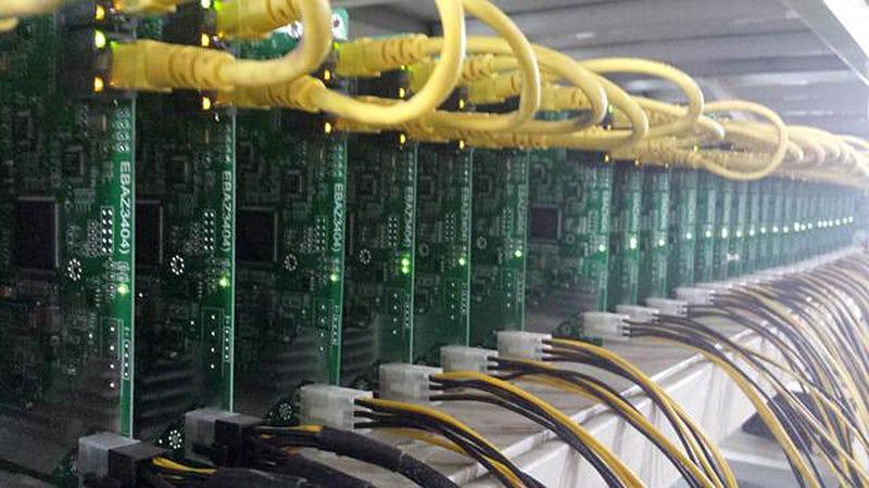 Illustration for article titled Un pueblo de Nueva York propone vetar la minería de Bitcoin tras un pico bestial en el consumo eléctrico