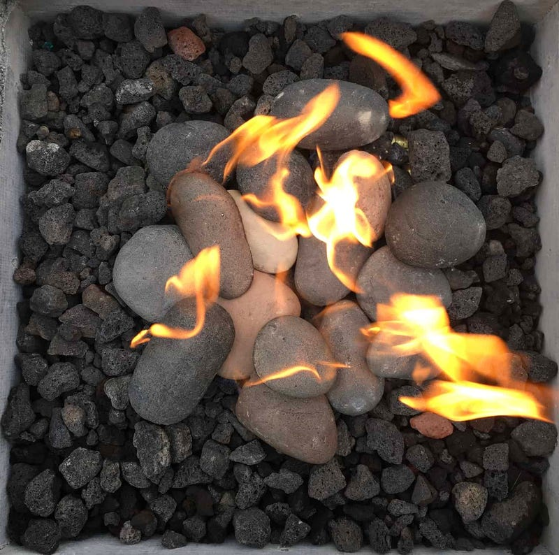 Illustration for article titled Setting Up an Exterior Propane Gas Fire Pit