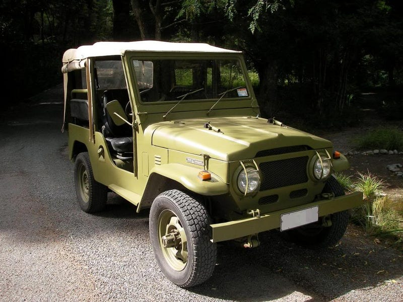 Delta Toyota Mini Cruiser