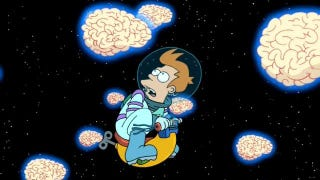 Illustration for article titled How do we know the universe isn't already ruled by giant space brains?