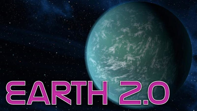 Illustration for article titled NASA Confirms Discovery of the most Earth-like Planet Yet