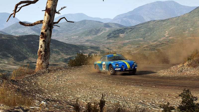 Illustration for article titled DiRT Rally just got some new content