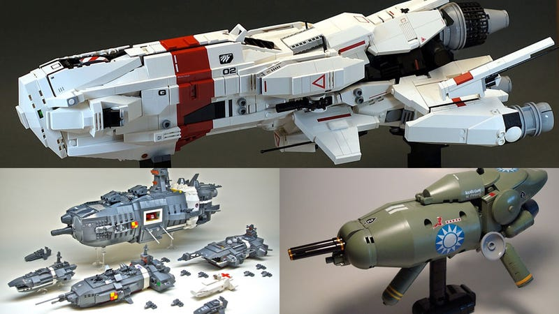 My Favourite Spaceships In The World Arent In Games Or Movies But - Spaceship design game