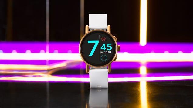 Misfit's New Vapor X Smartwatch Looks Very Promising