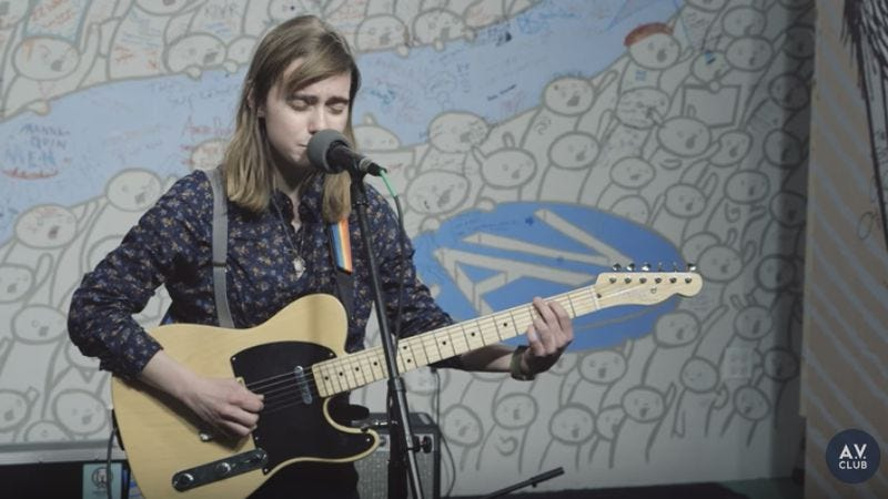 Julien Baker covers Death Cab For Cutie