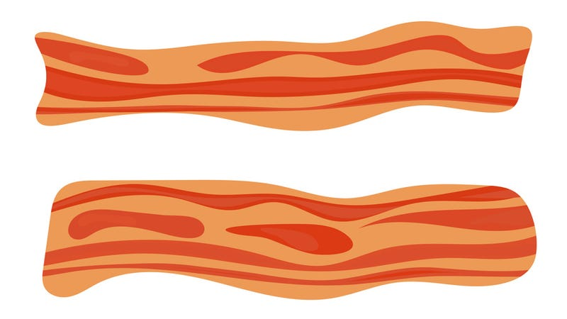 Illustration for article titled Beyond Meat takes on the holy grail: bacon