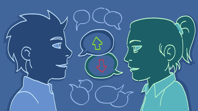 Illustration for article titled Four Ways to Make Difficult, Serious Conversations More Productive