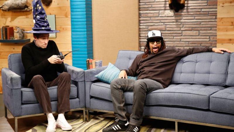 "Illustration for article titled Comedy Bang! Bang!: ""Lil Jon Wears A Baseball Cap And Sunglasses"""