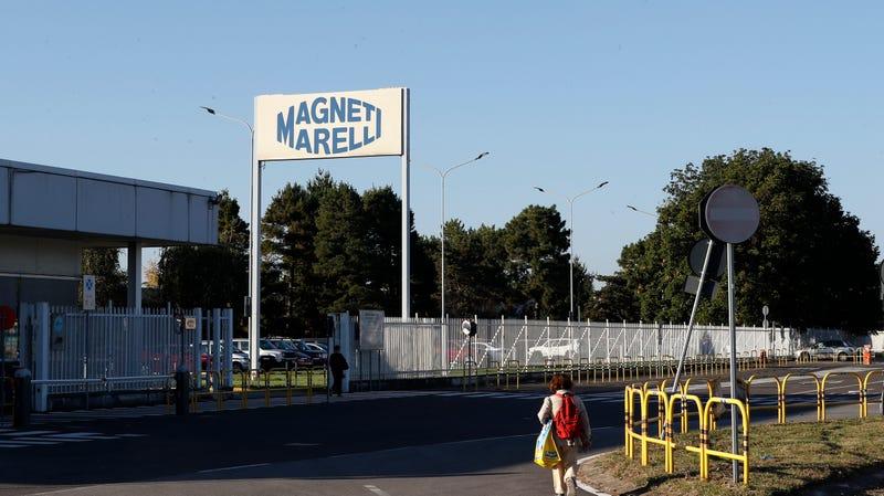 Illustration for article titled FCA Offloads Parts Supplier Magneti Marelli For $6.5 Billion