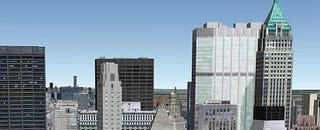 Illustration for article titled Google Earth Adds Photo-Realistic Buildings to NYC