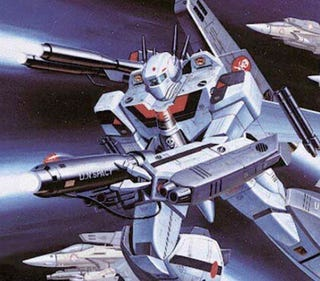 Illustration for article titled Are You Ready For Tobey Maguire's Robotech?
