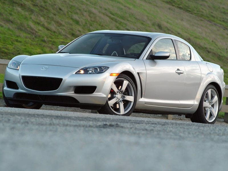 The Mazda Rx 8 One Of The Best Worst Cars A Buyers Guide