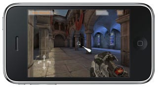 Illustration for article titled Hands-On With Unreal Engine On The iPhone, Nvidia Tegra