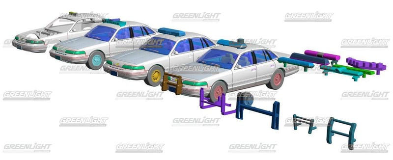 Illustration for article titled GreenLight Confirms new Crown Vic Casting