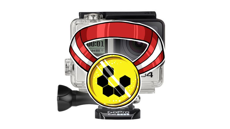 Illustration for article titled Most Popular Action Camera: GoPro Hero Black