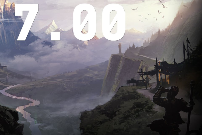 Valve Reveals Sweeping New Patch 7 00 For Dota 2