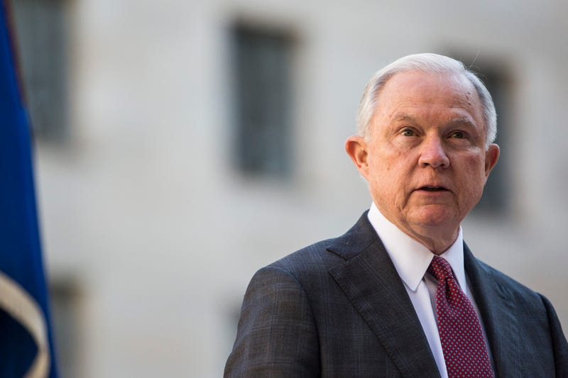 U.S. Attorney General Jeff Sessions (Zach Gibson/Getty Images)