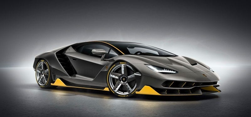 It Will Bring The Next Installment Of Forza Driving Racing Video Game Franchise To This Junes E3 Expo And Brand New Lamborghini Centenario