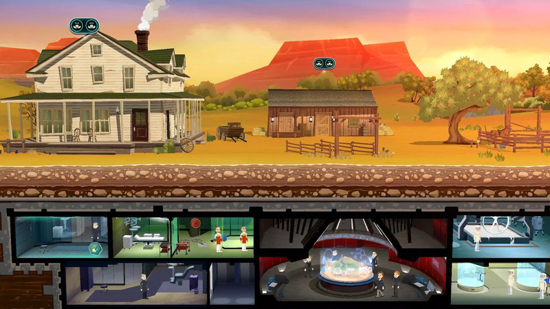 Illustration for article titled Bethesda Sues Makers Of Westworld Game, Saying It Uses Fallout Shelter's Code [UPDATE]