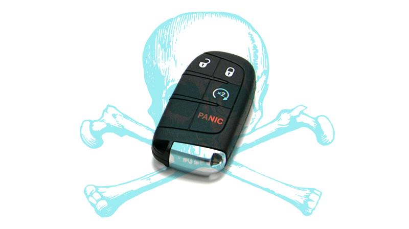 Illustration for article titled Las llaves inteligentes son tan malas que están matando gente, según una investigación