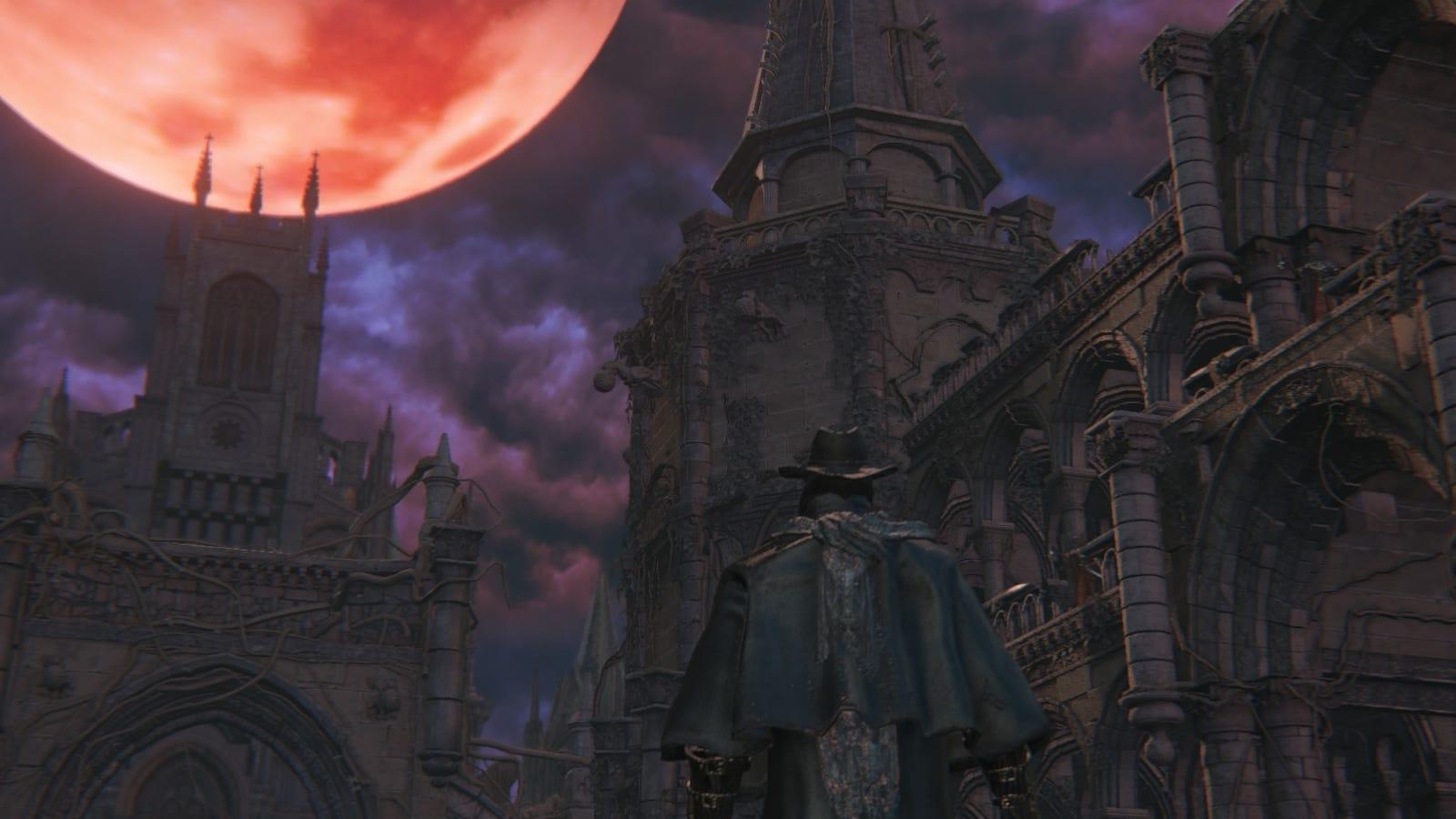 El misterioso objeto de Bloodborne que nadie sabe cómo se usa