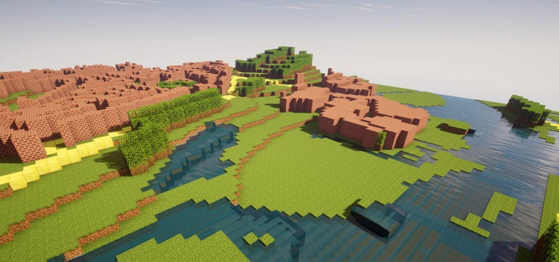 Illustration for article titled La mejor manera de aprender geología: con bloques de Minecraft