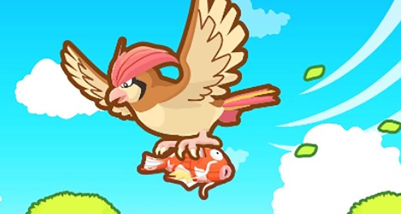 Illustration for article titled En el nuevo juego de Pokémon para móviles tu Magikarp puede morir de formas horribles