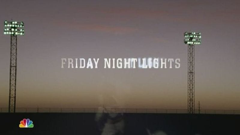 "Illustration for article titled Friday Night Lights: ""The Son"""