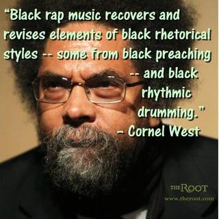 Cornel West (Monica Schipper/Getty Images)