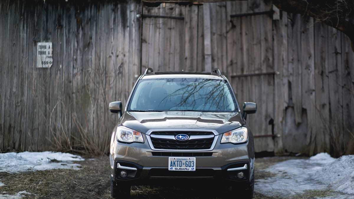 2017 Subaru Forester: The Jalopnik Review