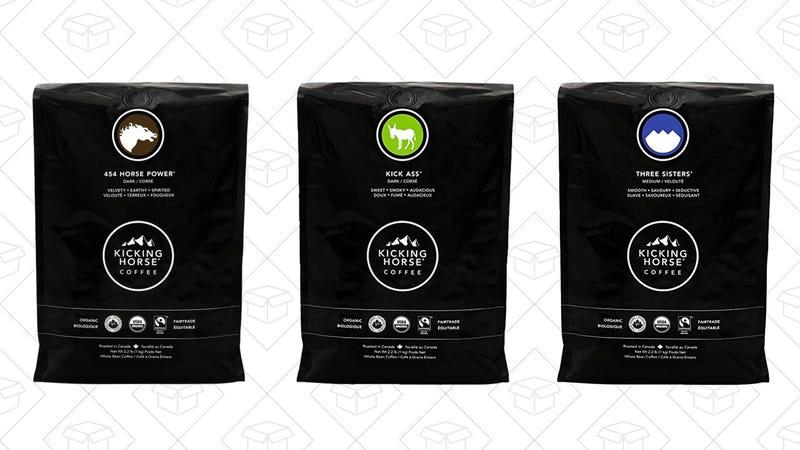 $2 off Kicking Horse Coffee | Amazon