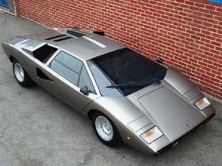 Illustration for article titled 1977 Lamborghini Countach for $395,000!