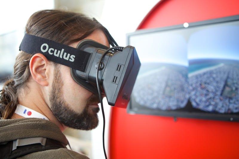 Illustration for article titled Probamos Oculus Rift, por fin una realidad virtual de calidad