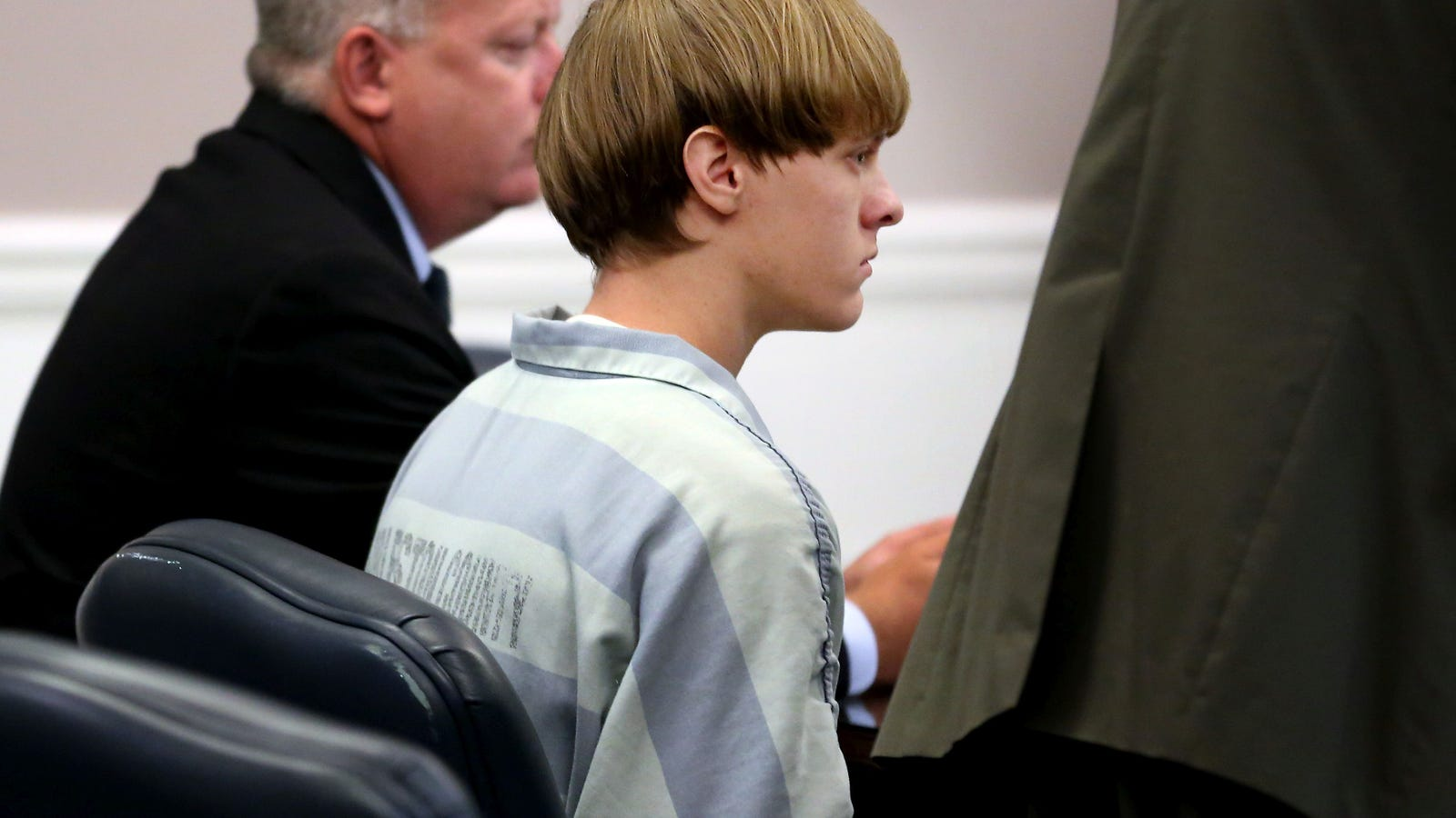 Dylann Roof Gives Brief Statement During Sentencing Phase