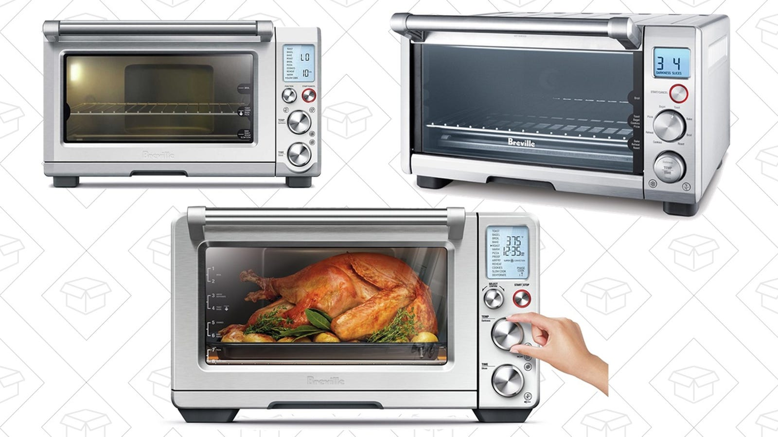 Those Breville Smart Oven Deals Keep Getting Better Now
