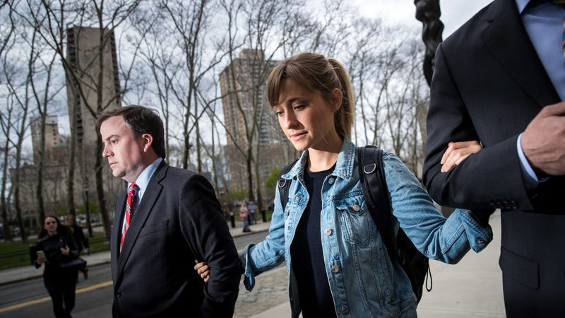 Illustration for article titled Smallville's Allison Mack pleads guilty in NXIVM sex cult case