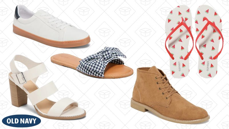 50% off shoes for men and women | Old Navy