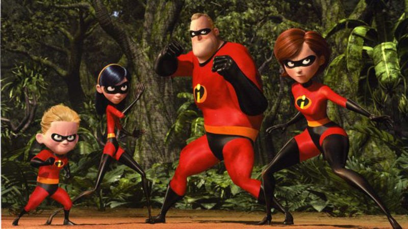 Illustration for article titled Brad Bird is finally writing The Incredibles 2