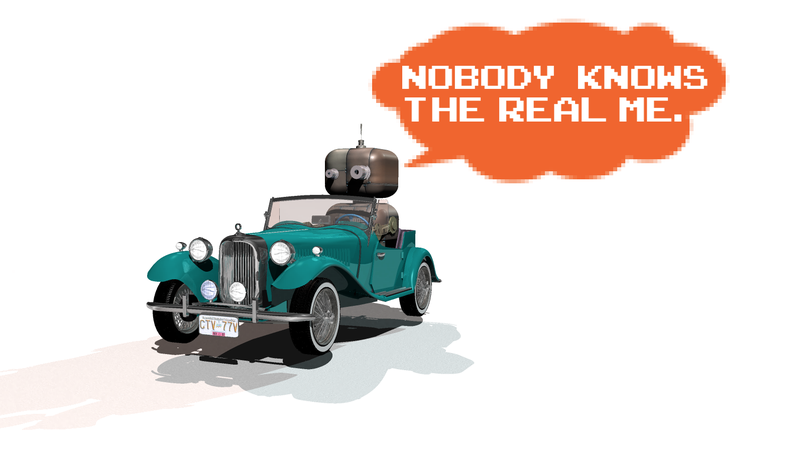 Illustration for article titled All the Talk About Autonomous Cars Is Confusing the Hell Out of Everybody