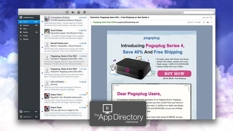 Updated: The Best Email Client for Mac