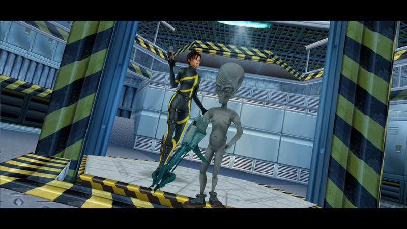 Illustration for article titled Perfect Dark XBLA Could Get More New Maps, Weapons