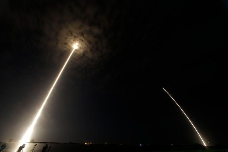 Todas las imágenes: Flickr de SpaceX