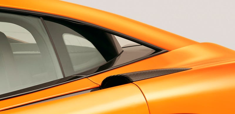 Illustration for article titled The 562 HP McLaren 570S Is Your Entry-Level Sports Series McLaren