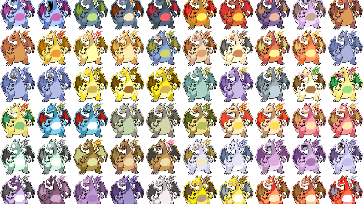 pokemon fusion gen 1-7